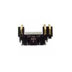 Коннектор зарядки для LG B1200; Alcatel 320