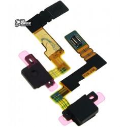 Шлейф для Sony E6603 Xperia Z5, E6653 Xperia Z5, E6683 Xperia Z5 Dual, микрофона