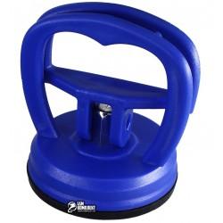 Съёмник-присоска с рычагом AIDA d=55 мм MQ (синяя, голубая, фиолетовая) для демонтажа тачскринов и дисплейных модулей