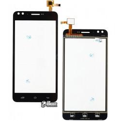 Тачскрин для Prestigio MultiPhone PSP3504 Muze C3, черный
