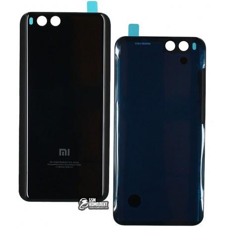 Задняя крышка батареи для Xiaomi Mi6, черная