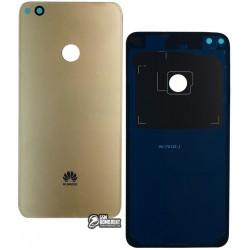 Задняя панель корпуса для Huawei P8 Lite 2017, золотистая