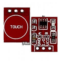 Сенсорная кнопка, TTP223