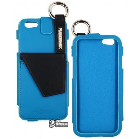 Чехол Remax K-cool для iphone 6/6S синий