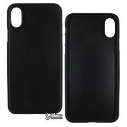Чехол Hoco Ultra series PP для iPhone X, черный