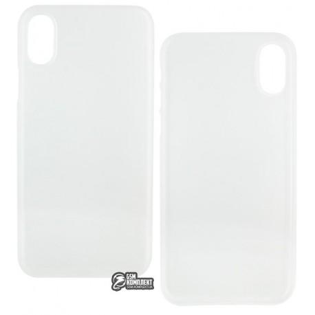 Чехол Hoco Ultra series PP для iPhone X, прозрачный