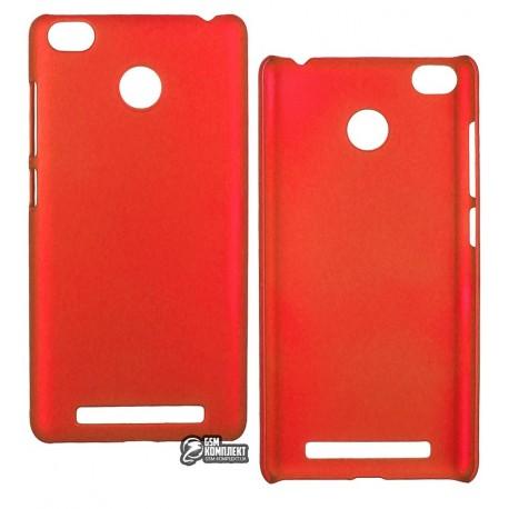 Пластиковая накладка для Xiaomi RedMi 3S