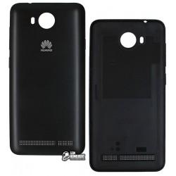 Задняя крышка батареи для Huawei Y3 II, черная