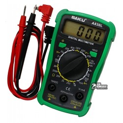 Мультиметр цифровой Baku A830L