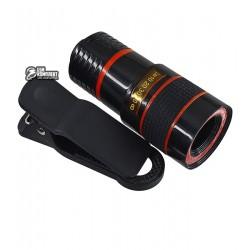 Линза-телескоп для макросъёмки на телефон Leiqi 8X