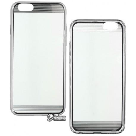 Чехол COMMA Brightness updated version для iPhone 6S/6, Silver