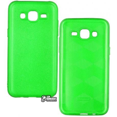 Чехол защитный Protector Case для Samsung J500 Galaxy J5, силиконовый