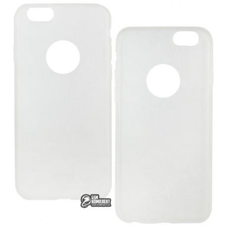 Чехол XD TPU Leather case для iPhone 6S/6, White