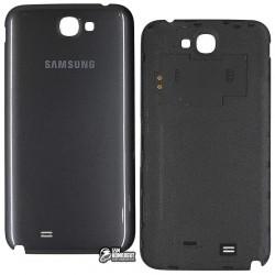 Задняя крышка батареи для Samsung I317, N7100 Note 2, N7105 Note 2, T889, серая