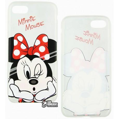 Чехол-накладка TOTO TPU case Disney iPhone 7 Minnie Mouse