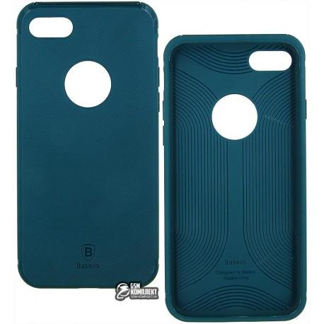 Чехол-накладка Baseus Hermit Bracket Case для iPhone 7 зеленая