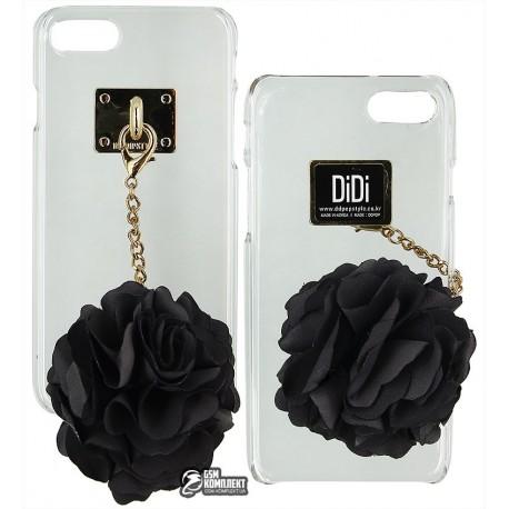 Чехол-накладка DDPOP DiDi Flowerball case для iPhone 7 серая