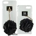 Чохол-накладка DDPOP DiDi Flowerball case для iPhone 7 сірий колір