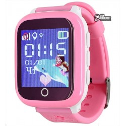 Детские часы Smart Baby Watch DS28, 1.44', с GPS трекером, IP66