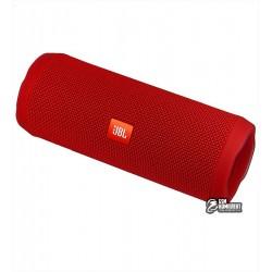 Портативная акустика JBL Flip 4 красная