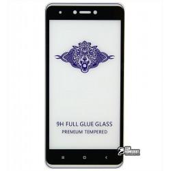 Закаленное защитное стекло для Xiaomi Redmi Note 4X, 0,26 мм 9H, 2.5D, Full Glue