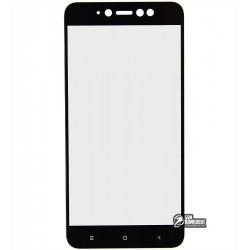 Закаленное защитное стекло для Xiaomi Redmi Note 5A Prime / Redmi Y1, 0,26 мм 9H, 2.5D