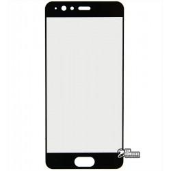 Закаленное защитное стекло для Huawei P10 Plus, 0,26 мм 9H, 2.5D, черное