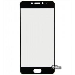 Закаленное защитное стекло для Meizu M6, 0,26 mm 9H, 2.5D, черное