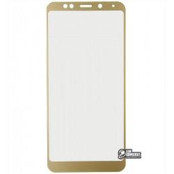 Закаленное защитное стекло для Xiaomi Redmi 5 Plus, 0,26 мм 9H, 2.5D