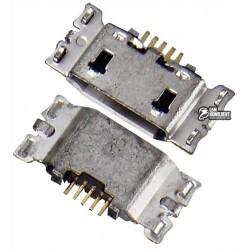 Коннектор зарядки Micro-USB для Sony E5506 Xperia C5 Ultra