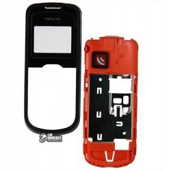 Корпус для Nokia 1202, черный, high-copy