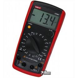 Мультиметр UNI-T UT601, цифровой