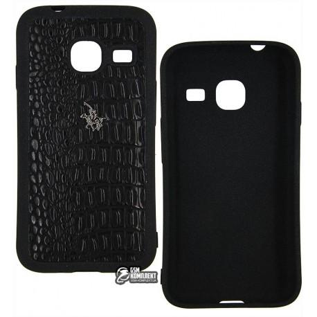 Чехол защитный Polo Fashion для Samsung J105 Galaxy J1 mini, силиконовый