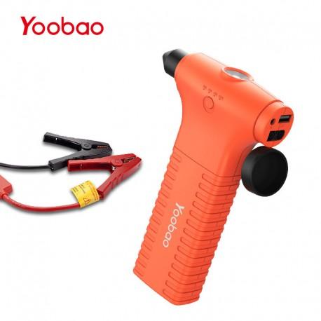 Power Bank и Jump Starter для авто Yoobao C11 на 7800mAh