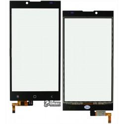 Тачскрин для Prestigio MultiPhone 5506 Grace Q5, черный