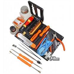 Монтажный столик с набором инструментов JAKEMY JM-1101