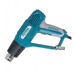 Промышленный фен TOTAL TB1206 2000Вт, 350/550С