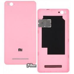 Задняя крышка батареи для Xiaomi Mi4c, розовая