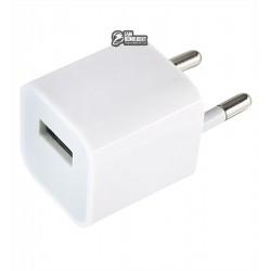 Зарядное устройство Apple 1000 mAh (кубик MB352)