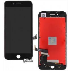 Дисплей для iPhone 7 Plus, черный, с сенсорным экраном, copy
