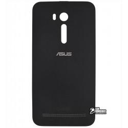 Задняя крышка батареи для Asus Zenfone Go (ZB552KL) 2017, черная