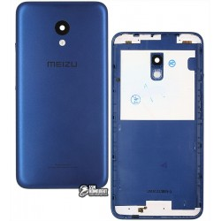 Задняя крышка батареи для Meizu M5, синяя