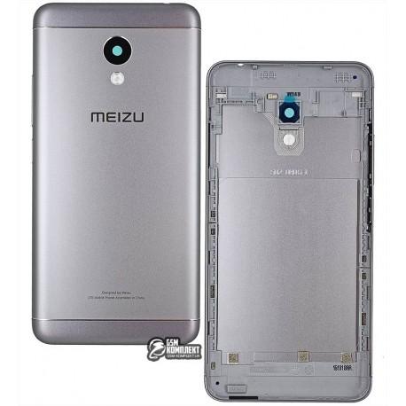 Задня кришка батареї для Meizu M3s, серая