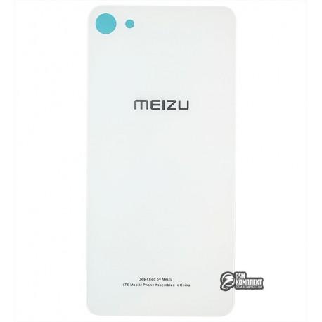 Задняя панель корпуса для Meizu U10, белая