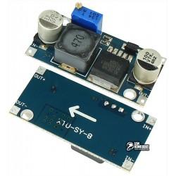 DC\DC Преобразователь напряжения повышающий XL6009 Входное напряжение: 3.2В-32В; Выходное напряжение: 4В-38В 4A(MAX)