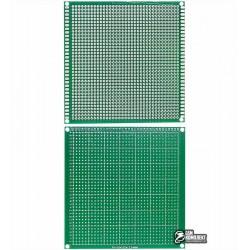 Макетная плата односторонняя 100x100 мм текстолит FR-4