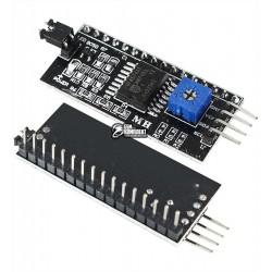 PCF8574 Преобразователь I2C интерфейса в LCD1602
