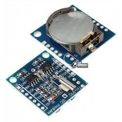 DS1307 RTC Модуль часов реального времени для ARDUINO