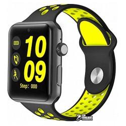 Фитнес браслет Uwatch DM09 Plus, желтый