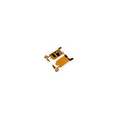 Шлейф для LG 520, межплатный, с компонентами